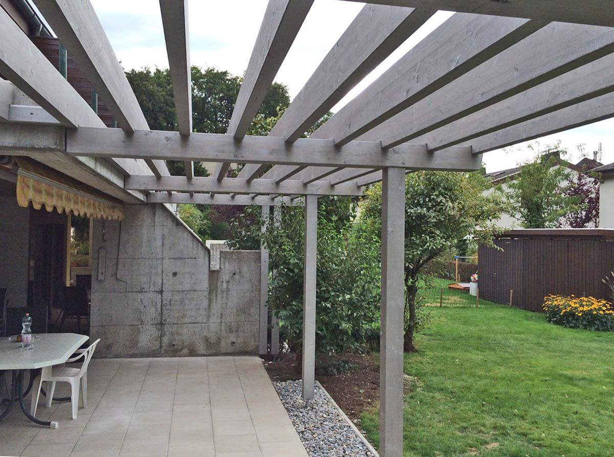 holzbau carport pergola unterstand veranda pavillon. Black Bedroom Furniture Sets. Home Design Ideas