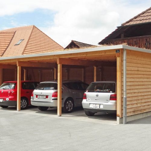 holzbau carport pergola unterstand veranda pavillon verglasung garage h rmann. Black Bedroom Furniture Sets. Home Design Ideas